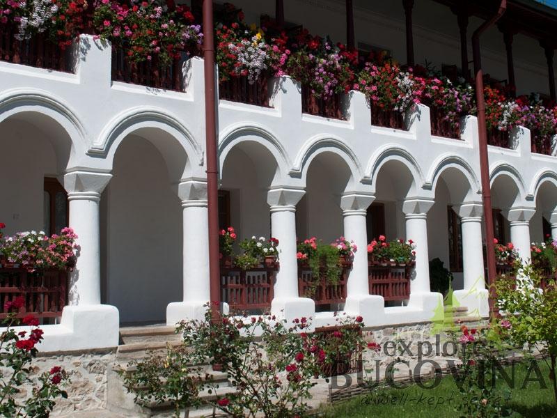 Neamt-Agapia-Monastery