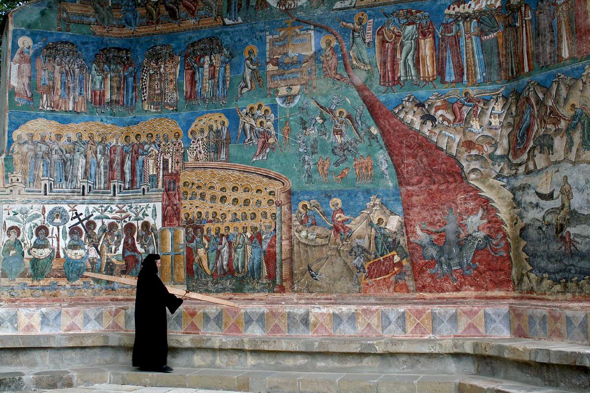 Αποτέλεσμα εικόνας για τοιχογρφαιες εκκλησια