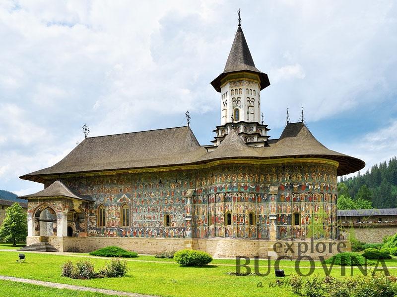 Monastery of Sucevita