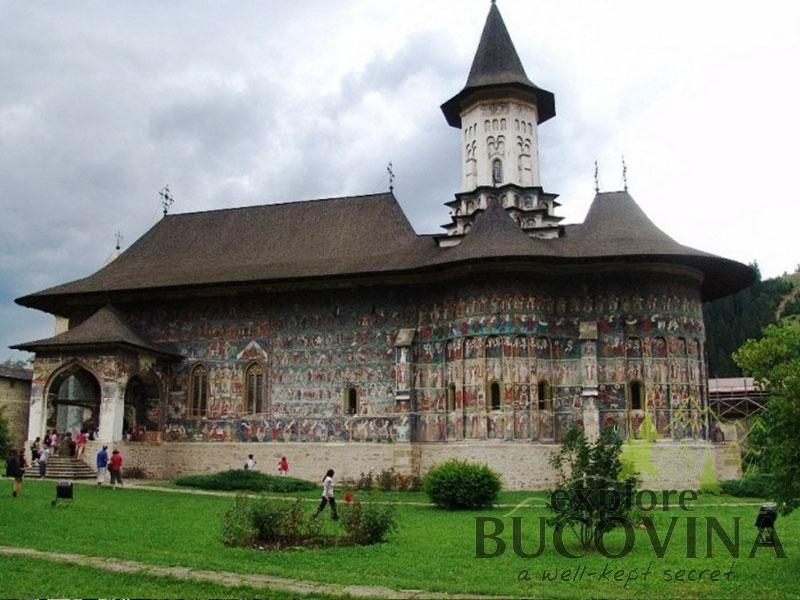Sucevita-Monastery