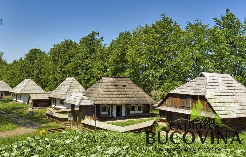 The Bukovina Village Museum